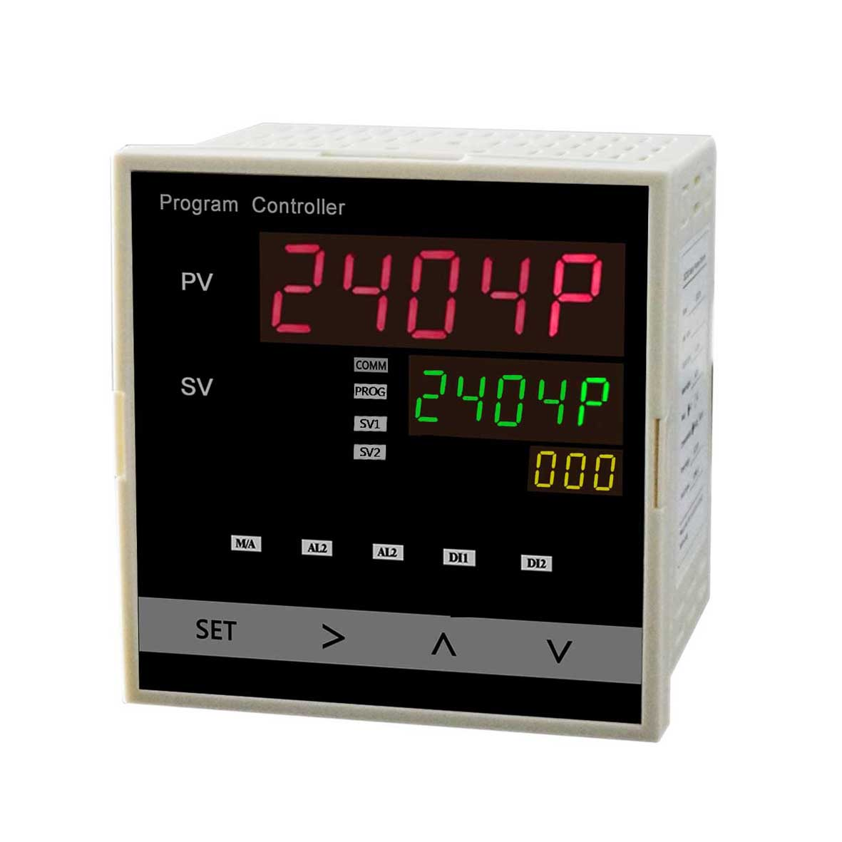 DK2404 double input 9 sets of process curve 24 section curve PID temperature controller